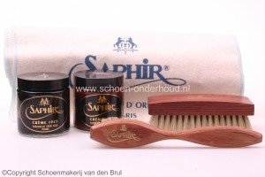 Schoenpoets sets Saphir